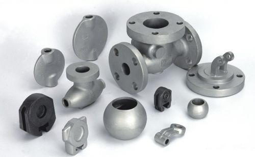 Investment Castings for Industrial Valve