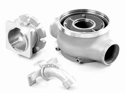 Investment Castings Of Vacuum Pumps Parts
