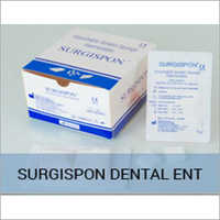 Surgispon Dental ENT Absorbable Hemostatic Gelatin Sponge