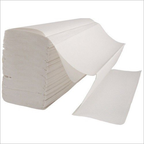 Plain M Fold Tissue Paper