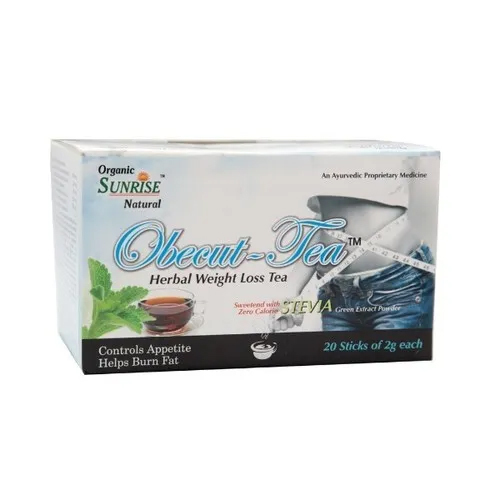 Herbal Obecut Stevia Based Tea