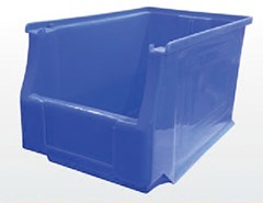 Open Storage Bins