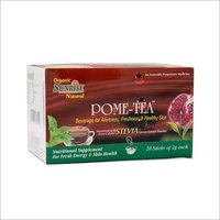 Organic POME TEA Stevia Based