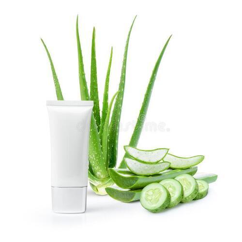 Organic Aloevera Cucumber Gel