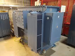 100 KVA Electrical distribution transformer