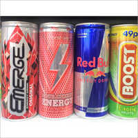 Flavoured Energy Drink
