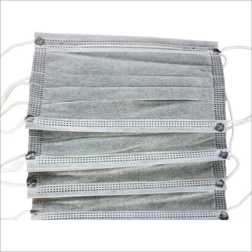 Disposable Non Woven 4 Ply Face Mask