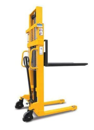 Manual Hydraulic and Electric Stackers