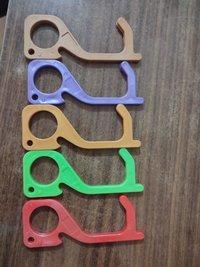 Plastic COVID Safety Key
