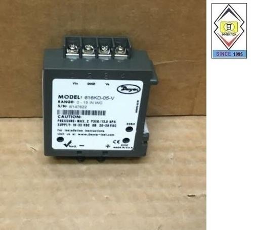 Dwyer 616KD-B-06 Differential Pressure Transmitter