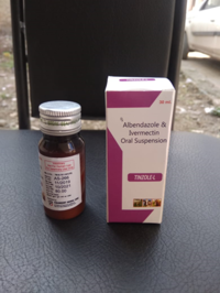 IVERMECTIN + ALBENDAZOLE SYRUP