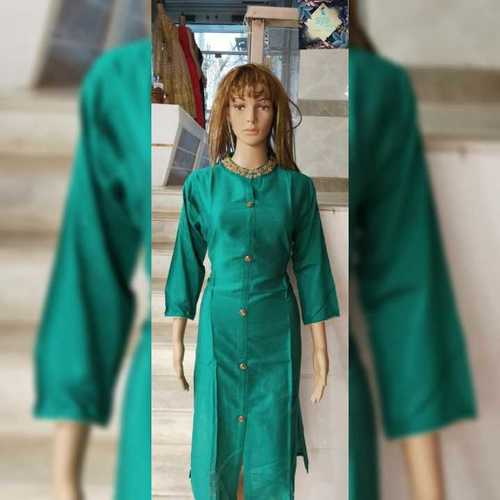 Embroidery fancy kurtis