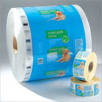 Customized Printed Laminated Roll