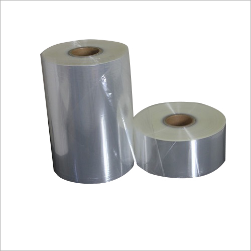 Plain Bopp Metalized Film