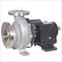 End Suction Horizontal Centrifugal Coupled Investment Casting Pump With Semi Open, Close Impeller
