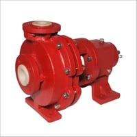 PVDF, PFA, FEP Centrifugal Process Pump