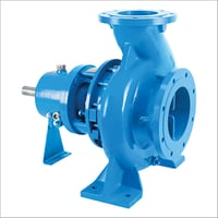 Single Stage, End Suction Back Pull Out Type Centrifugal Process Pumps