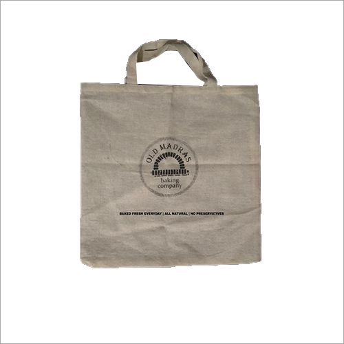 Customized Logo Print Cotton Bag