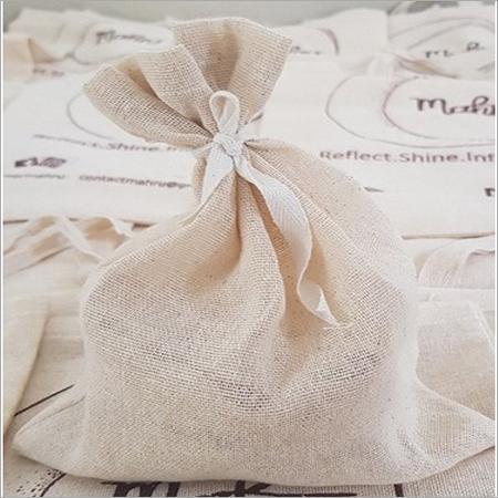Printed Cotton Potli Bag