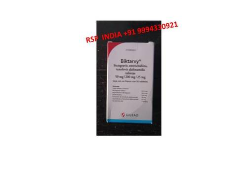 Biktravy 50mg-200mg-25mg Tablets