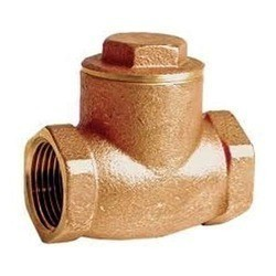 Gun Metal Horizontal Check Valve ISI