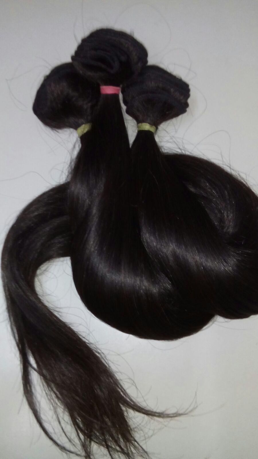 NATURAL WAVY HAIR EXTENSIONS