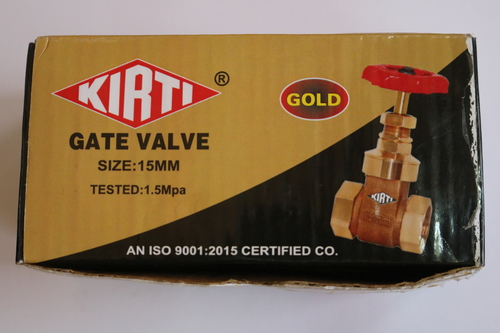 Gun Metal Gate Valve ISI Heavy