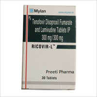 Tenofovir Disoproxil Fumarate and Lamivudine Tabkets IP