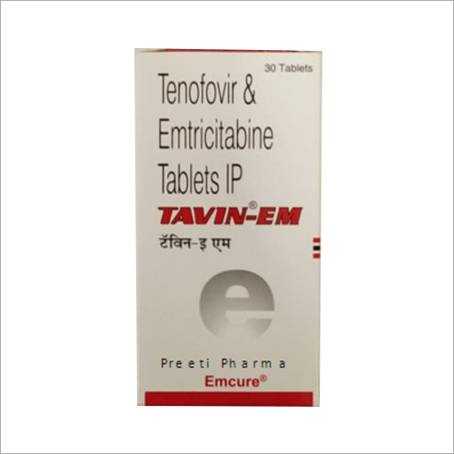 Tenofovir and Emtricitabine Tablets IP