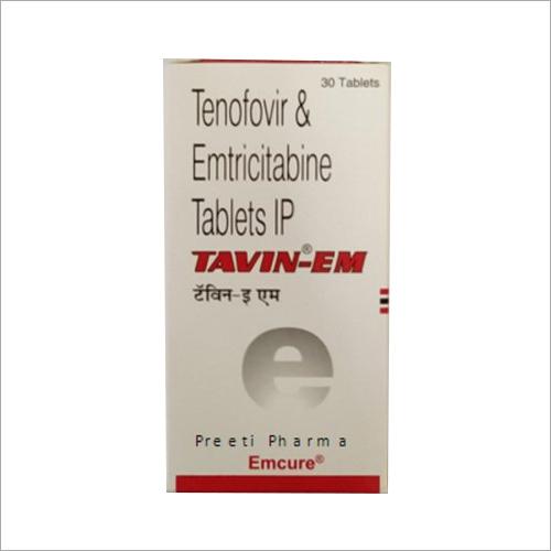 Tenofovir and Emtricitabine Tablets IP