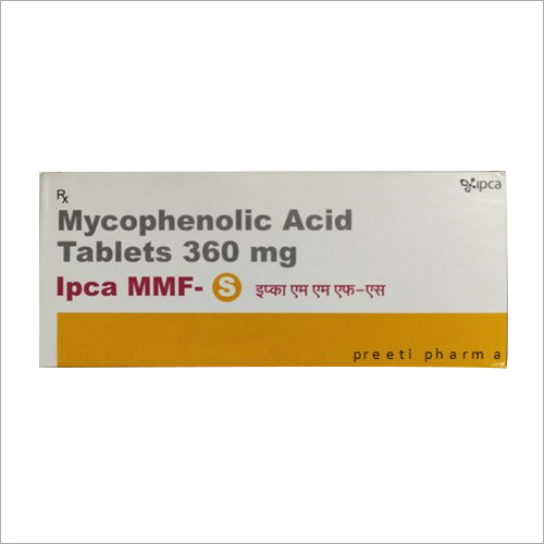 360 mg Mycophenolic Acid Tablets