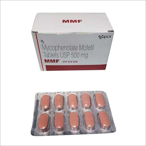 500 mg Mycophenolate Mofetil Tablets USP