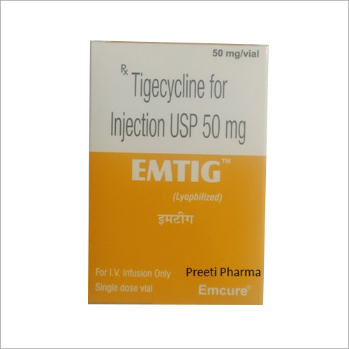 Tigecycline for Injection USP