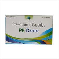 Pre-Probiotic Capsules
