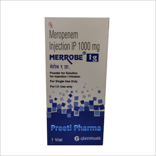 1000 mg Meropenem Injection IP