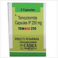 250mg Temozolomide Capsules IP