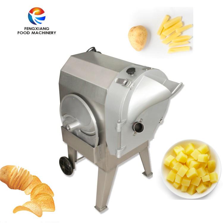 FC-312 carrot slicing machine carrot slicing machine carrot shred cube cutting machine