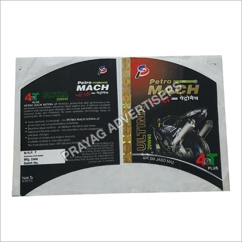 Hot Stamping Foil Labels