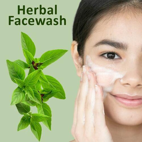 Organic Strawberry Aloevera Face Wash