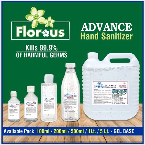 ETHYL ALCOHOL DENATURED + ALOEVERA + LEMON GRASS EXTRACT + CARBOMER + TRIETHANOLAMINE + GLYCERIN + DM WATER