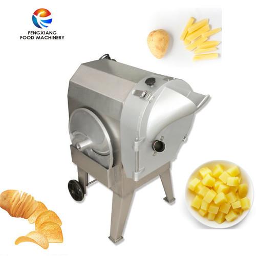 FC-312 multifunctional vegetable cutting machine potato cutting machine french fries cutting machine