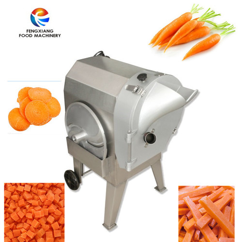 FC-312 carrot slicing machine carrot slicing machine carrot shred cube cutting machine
