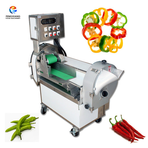 FC-301 pepper ring cutting machine chilli slicing machine pepper cutting machine