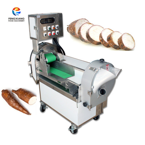 FC-301 cassava cutting machine cassava slicing machine cassava chip cutting machine