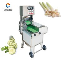FC-301 lemon grass cutting machine lettuce cutting machine cabbage shred cutting machine