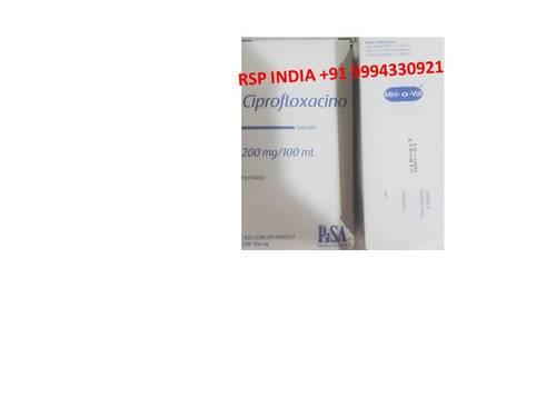 Ciprofloxacino 200mg-100ml