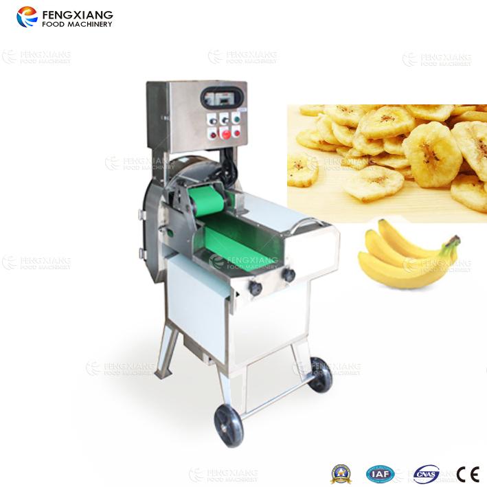 FC-305 automatic coconut cutting machine coconut slicing machine