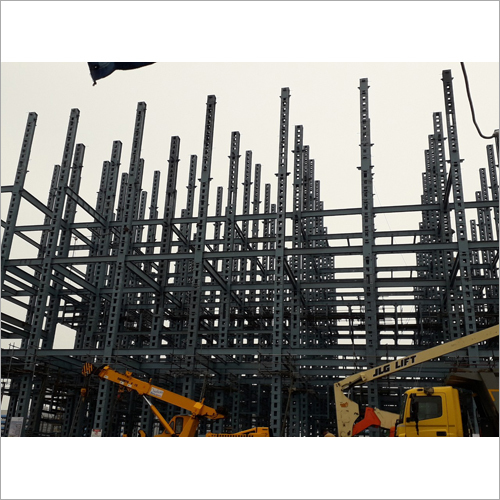 PEB Structure Construction Services