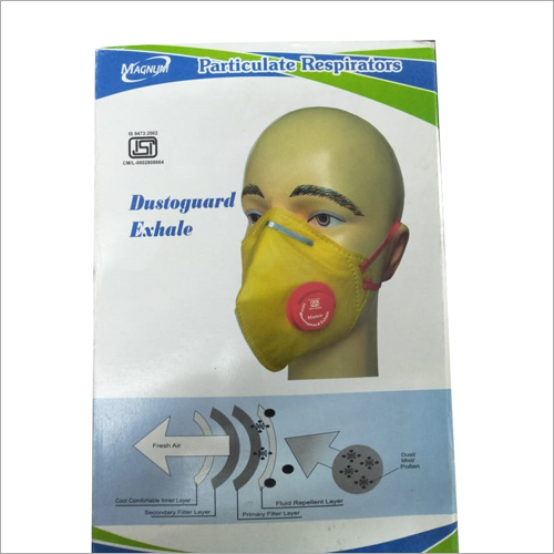 Particulate Respirator Face Mask