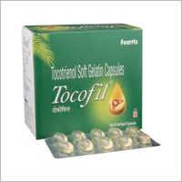 Tocotrienol Soft Gelatin Capsule